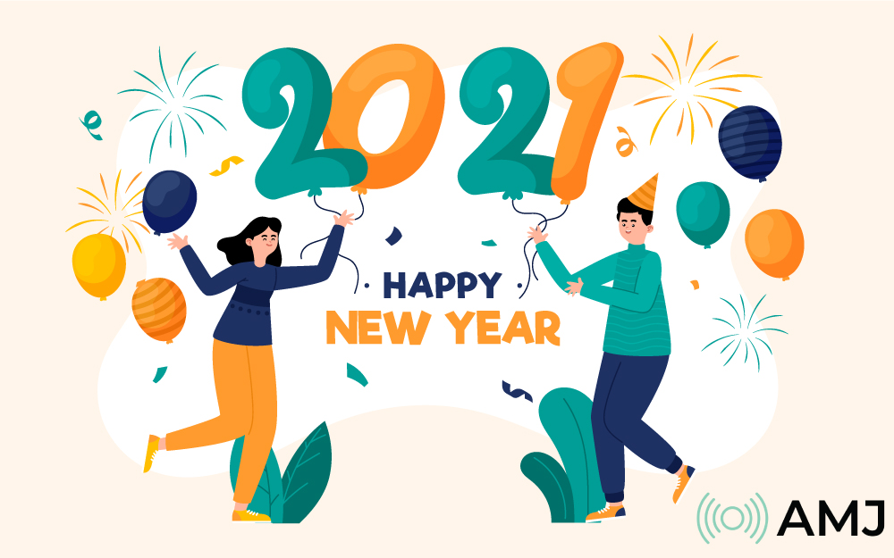 Happy New Year 2021 DP