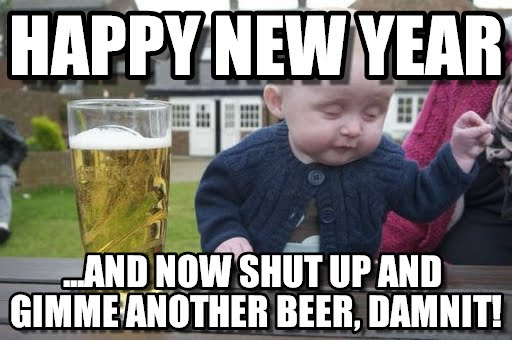 Happy New Year 2021 Meme
