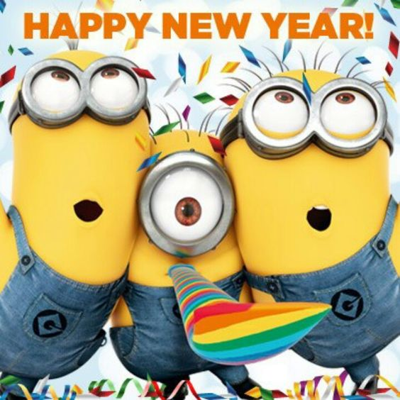 Happy New Year 2021 Minion Memes