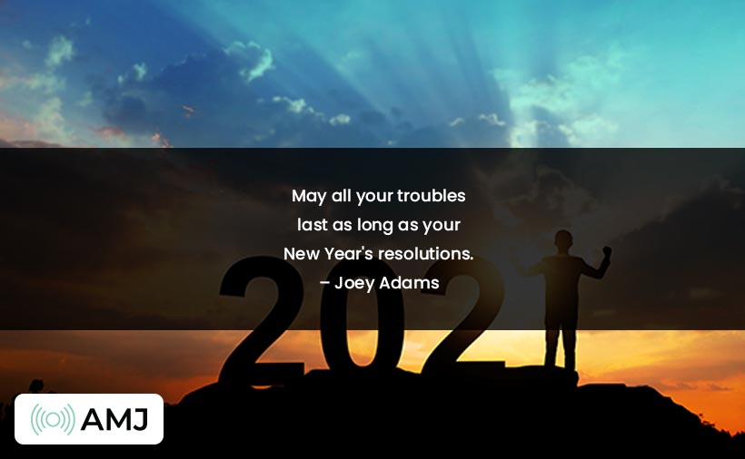 Happy New Year 2021 Quotes
