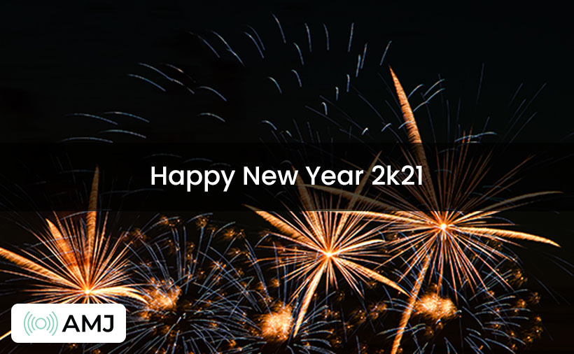 Happy New Year 2k21 DP