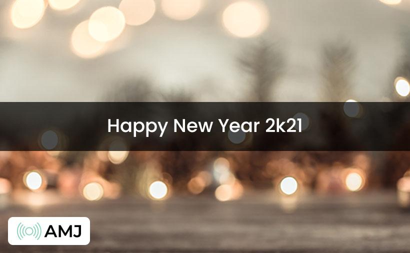 Happy New Year 2k21 Photos