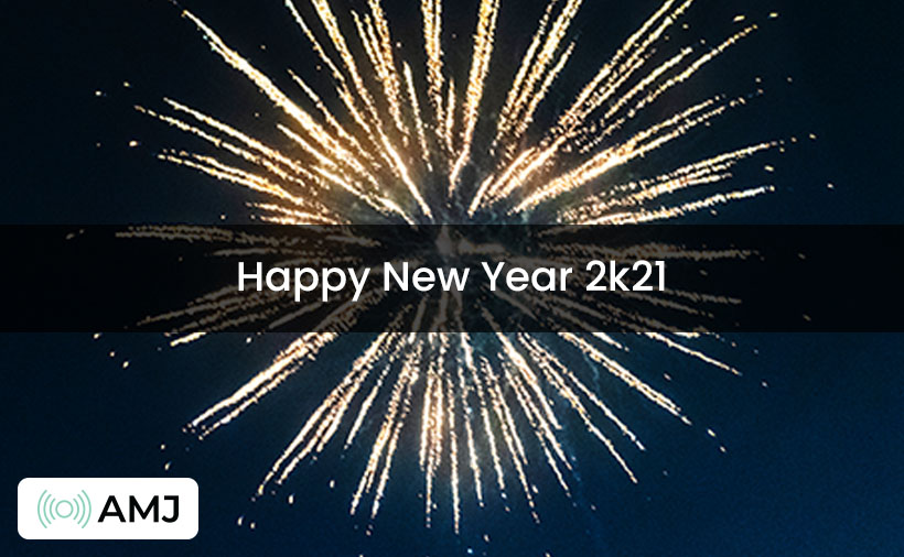 Happy New Year 2k21 Wallpapers