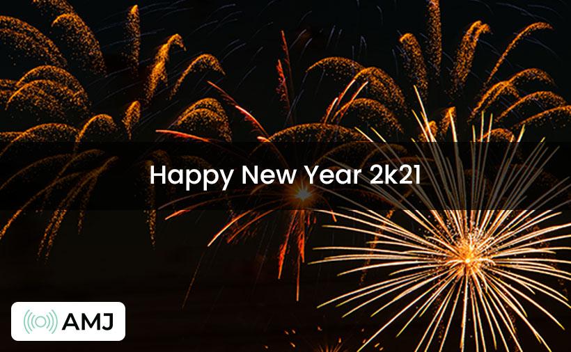 Happy New Year 2k21
