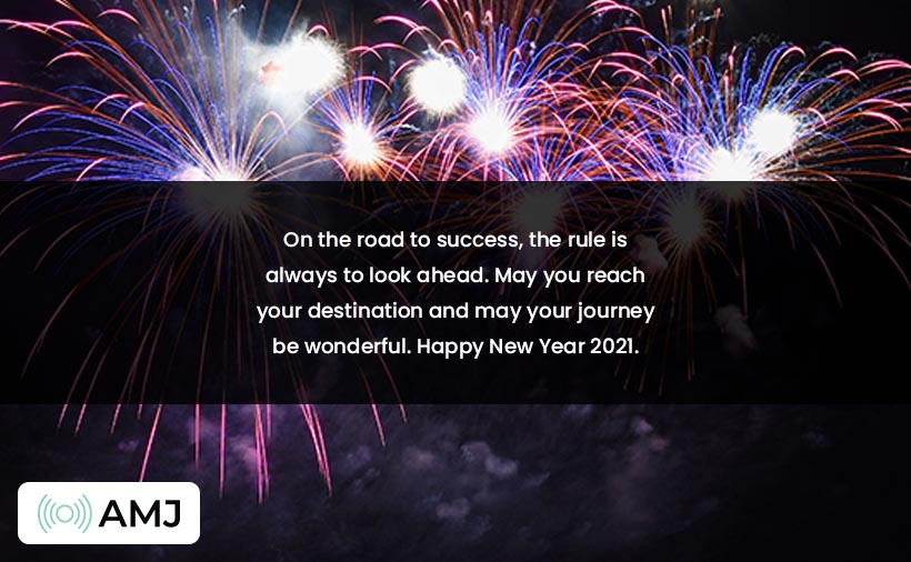 Happy New Year Images for Boss & Employee