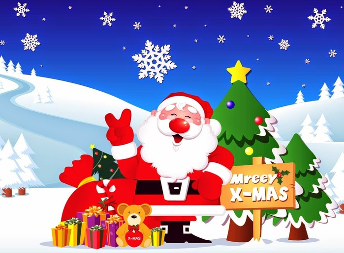 Merry Christmas DP for Whatsapp