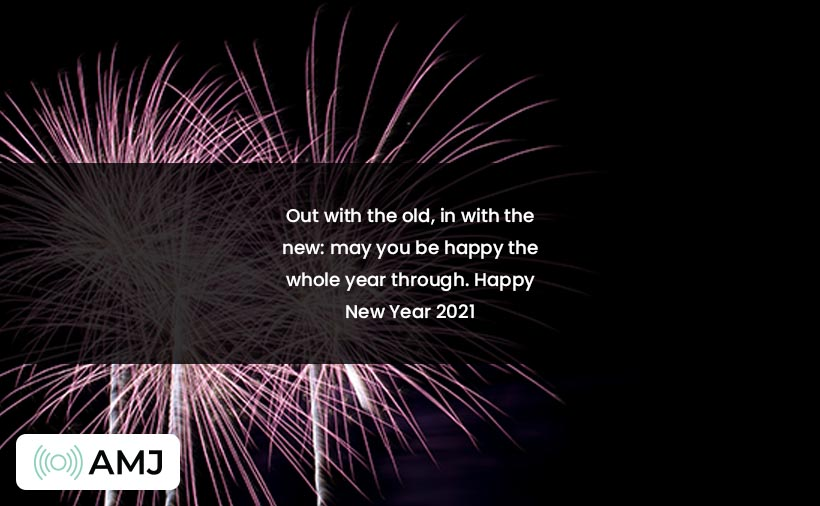 New Year 2021 Messages