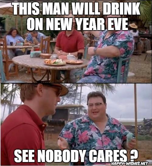 New Year Eve Memes