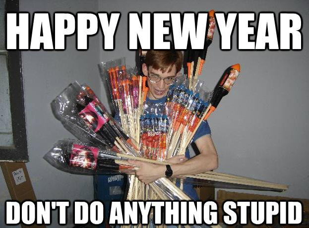 New Year Funny Meme