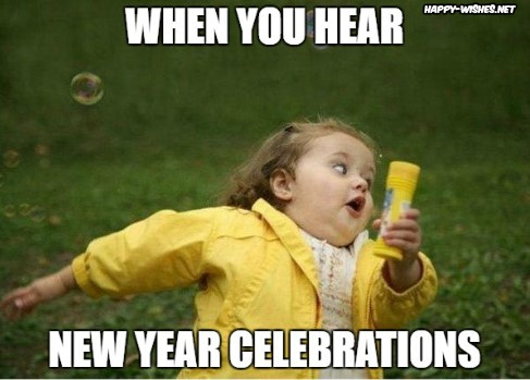 New Year Funny Memes 2021