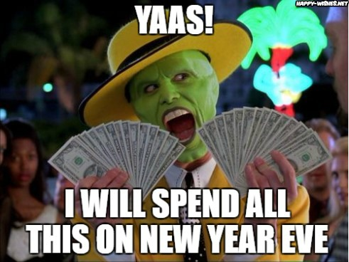 The Mast New Year Memes