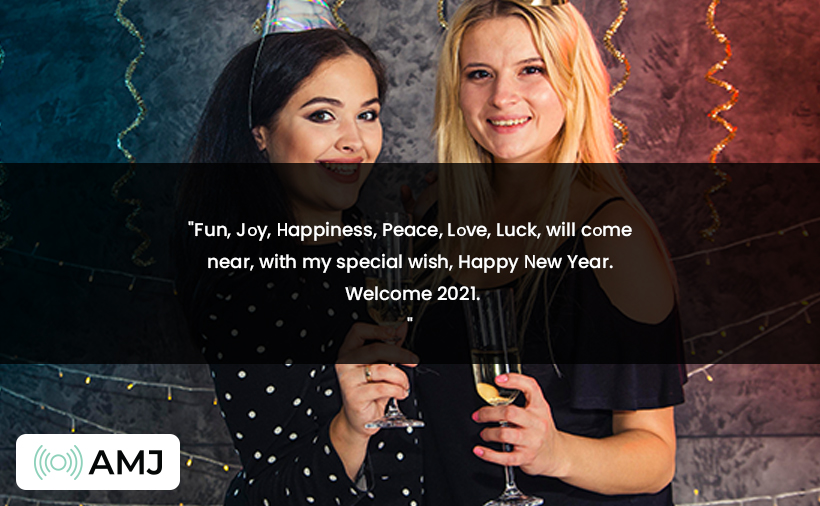 Welcome 2021 Messages with Images