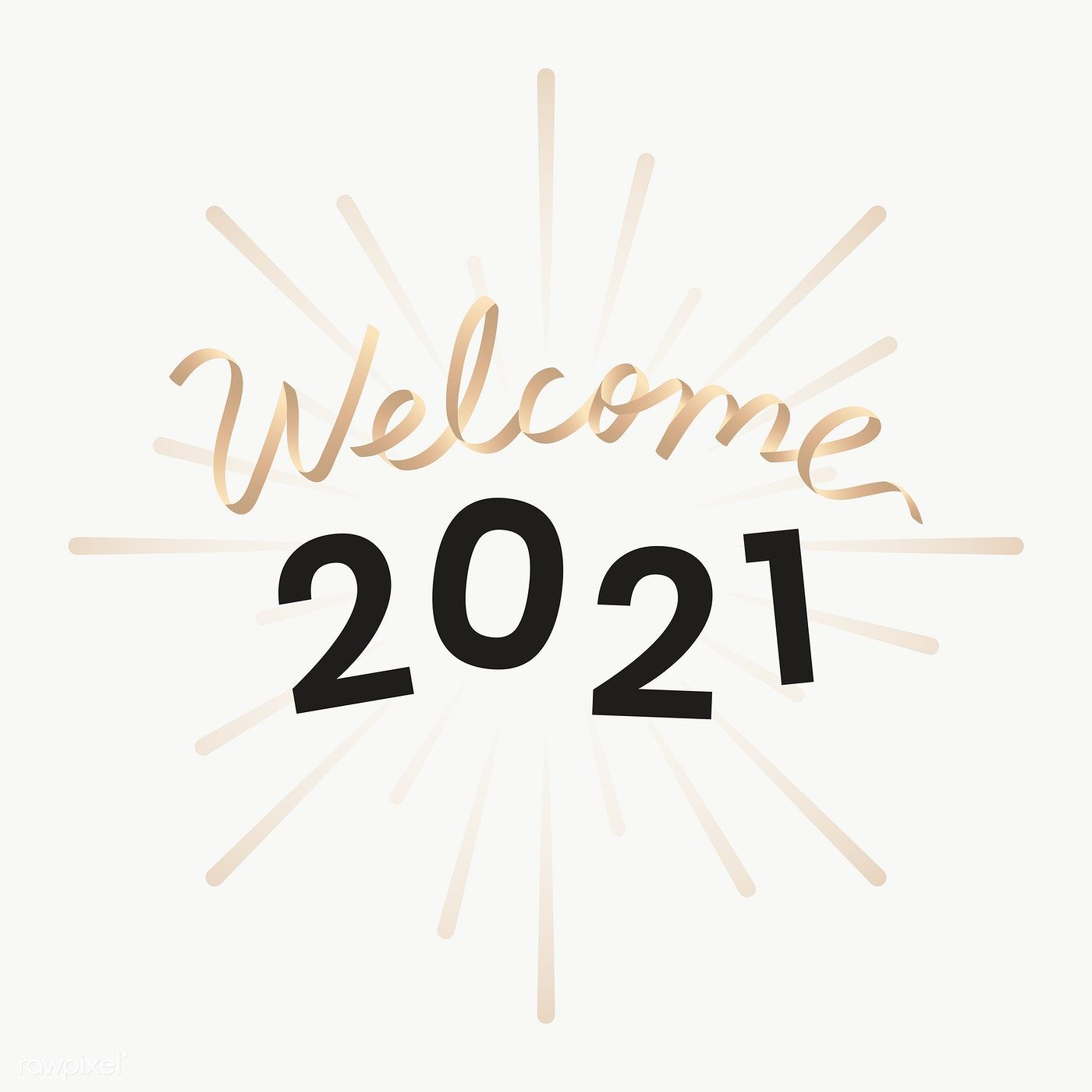 Welcome 2021 Whatsapp DP