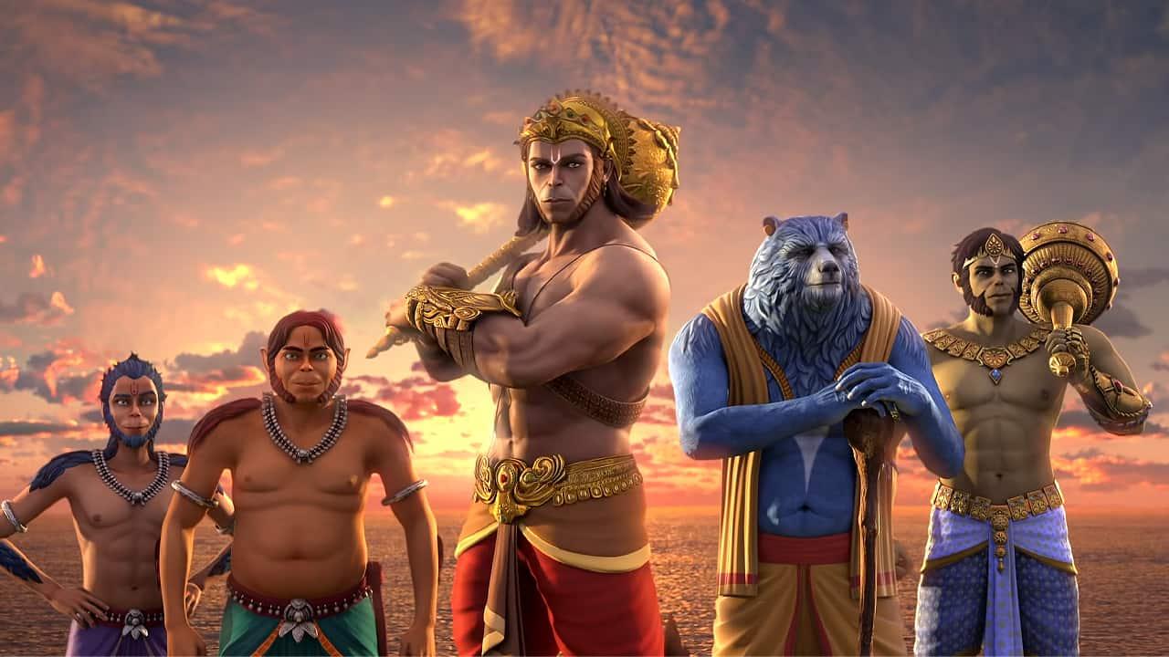 The Legend Of Hanuman Web Series