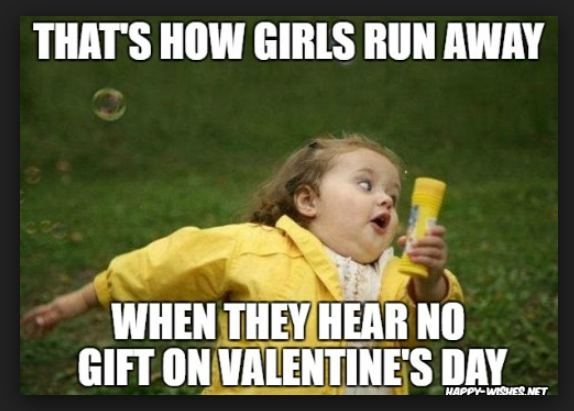 Valentine's Day 2021 Funny Memes