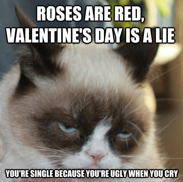 Valentine's Day Funny Memes