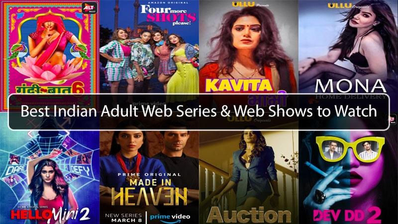 Adult Web Series & Web Shows