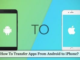 How To Transfer Apps From Android to iPhone