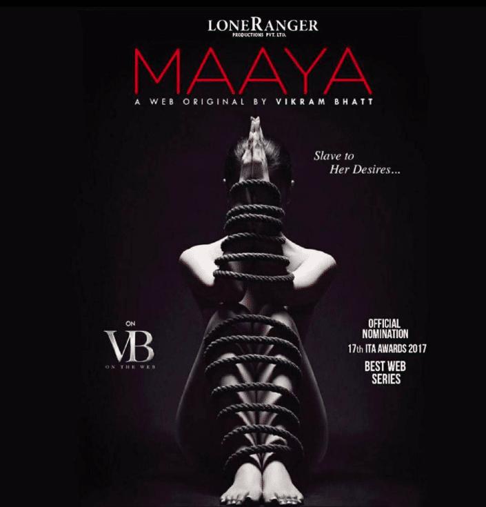 Maaya: Slave of her desires