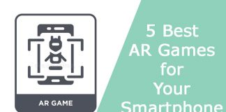 5 Best AR Games for Your Smartphone