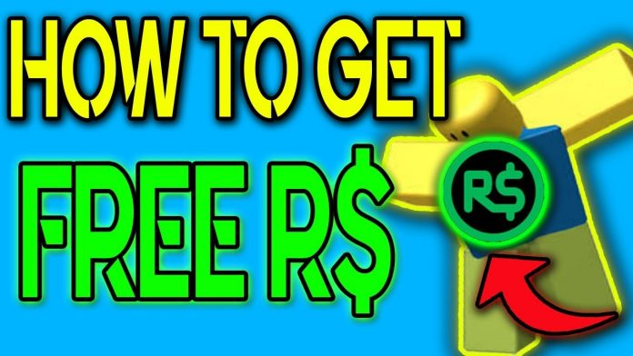 Get Free Robux In Roblox