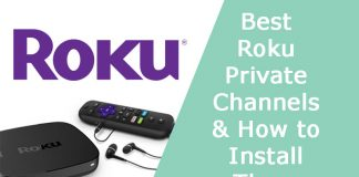 Roku Private Channels