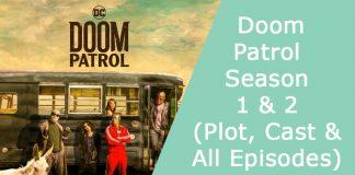 index of Doom Patrol