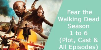 Index of Fear the Walking Dead