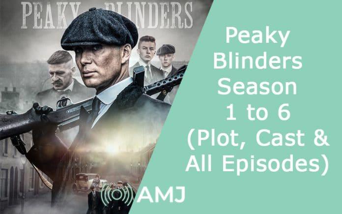 Index of Peaky Blinders