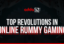 Top Revolutions In Online Rummy Gaming