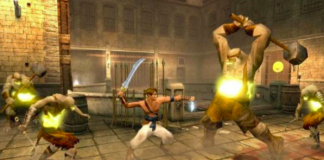 Release Date of Prince of Persia